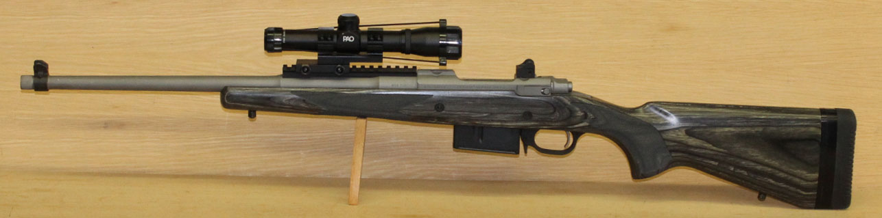 Ruger Scout 308 LH