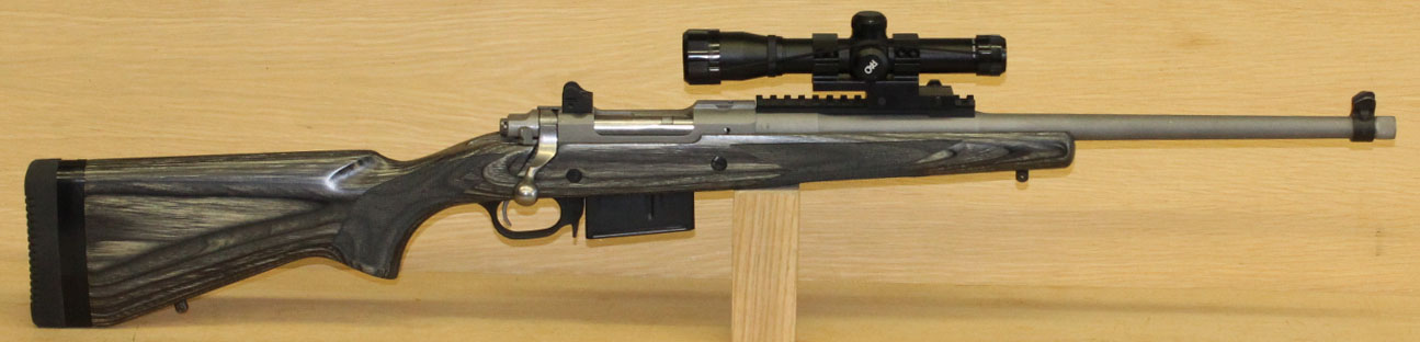 Ruger Scout 308 RH